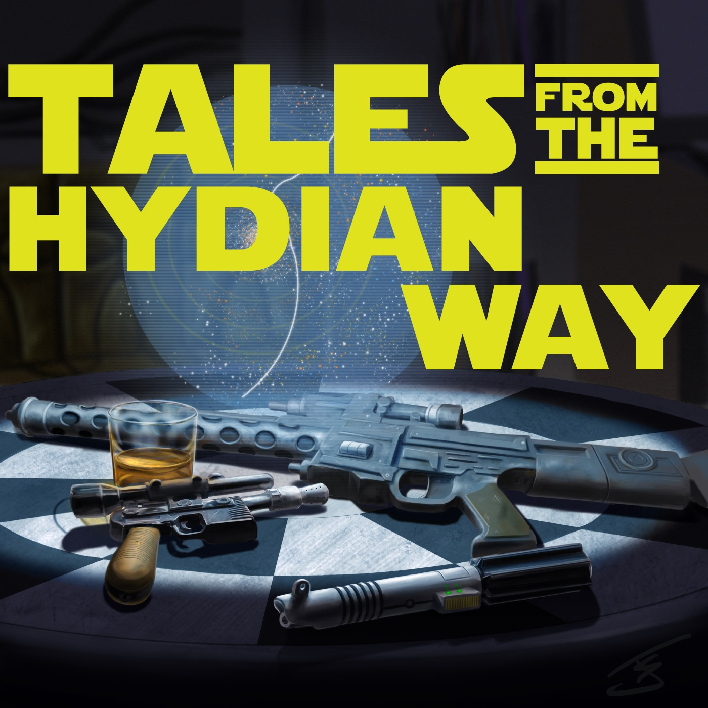 Tales From the Hydian Way